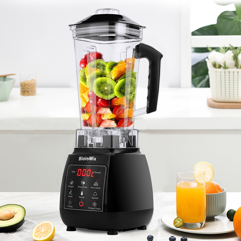 H72cd62018a5d45478d0aa0c933c82ebf4 Digital 3HP BPA FREE 2L Automatic Touchpad Professional Blender Mixer Juicer High Power Food Processor Ice Smoothies Fruit
