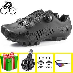 Обувь для велоспорта для мужчин 2020, sapatilha ciclismo, mtb, профессиональный горный велосипед, дышащие кроссовки, велосипедные гонки, самоблокирующа...