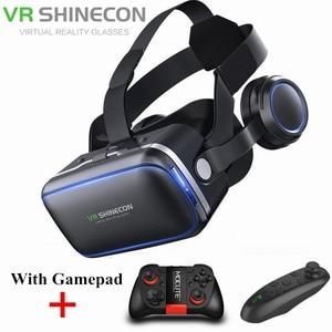 Shinecon 6.0 3D VR Glasses wit