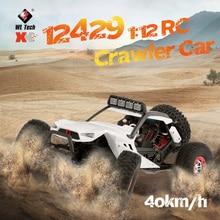 Rc-Car-Crawler Wltoys Xk Head-Lights Off-Road-Car Electric-Car 4WD 12429 Kids High-Performance