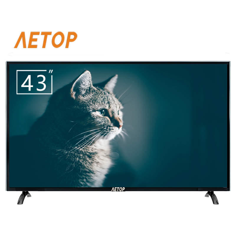 Free shipping -hot sale android led tv 43 inch smart mini TV,not plasma television
