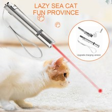Pointer Training School for Office Pet-Exercise Cat Laser-Pen-Toy Chase Sight Powerful