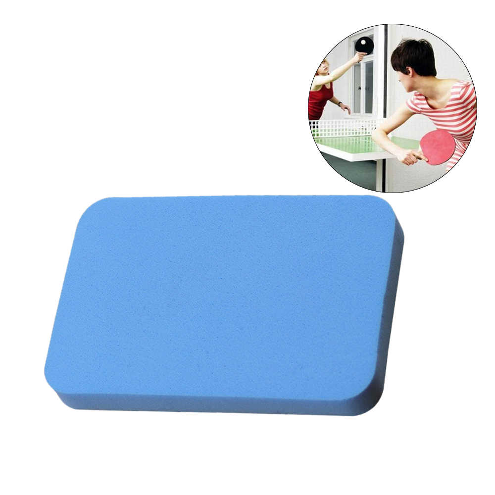 Table Tennis Racket Clean Sponge  Professional Table Tennis Rubber Cleaner Table Tennis Racket Care Accessories