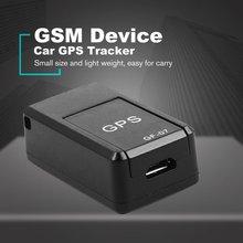 Device Locator Gps-Tracker GF07 Mini Real-Time for Bike Gf07/Magnetic/Mini Vehicle