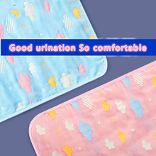 70cm * 90cm Baby mattress Items Blanket Bedding Set Sleeping Cot Mattresses Urine Pad Baby Articles Crystal Down