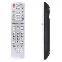 433MHZ Smart TV Remote Control with Long Control Distance Suitable for Panasonic N2QAYB001010 / N2QAYB000842 / N2QAYB000840 electric automatic tv lift with remote control for home furniture suitable for 25 50 inch