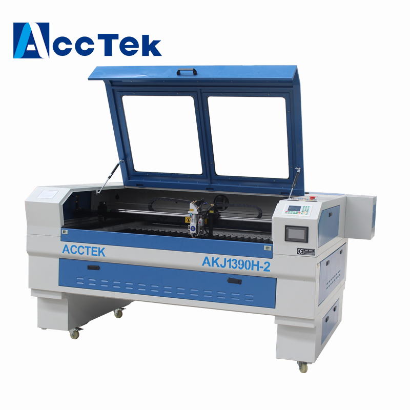 Split Design 1300*900mm Co2 Mix Laser Cutting Machine For Metal And Non Metal