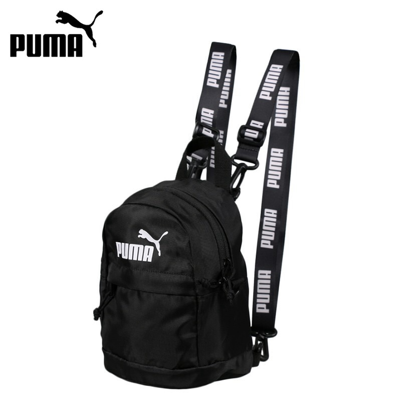 Original New Arrival  PUMA  Unisex  Backpacks Sports Bags