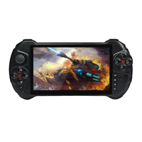 Portable Handheld Game Console Android 7.0 Quad Core Bluetooth 4.0 16GB Video Gamepad Player Multiple language Support