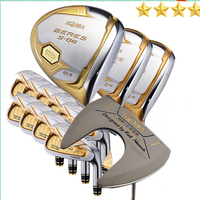 New Golf clubs HONMA S-06 4star Compelete club set Driver+3/5 fairway wood+irons+putter and Graphite Golf shaft No bag