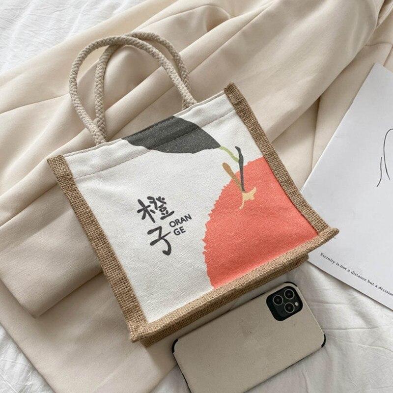 reutilizável saco de compras 4 estilo
