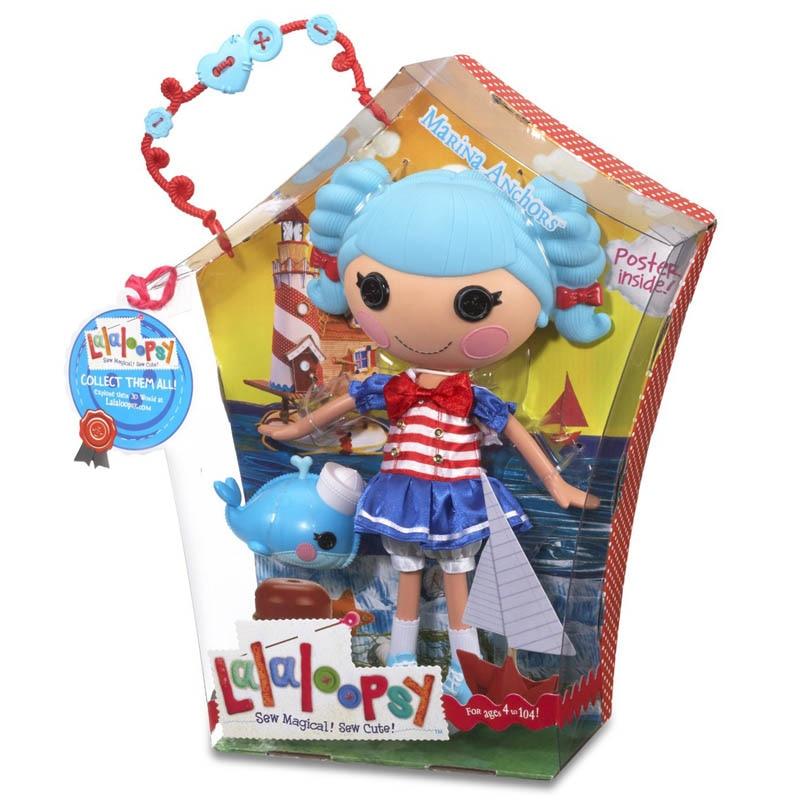 New Lalaloopsy Marina Full Size Large Doll 30cm Fashion Figure Toys Dolls Kids Girls Children Gifts