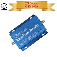 Zqtmax gsm repetidor celular sinal impulsionador gsm 900 mhz 2g celular amplificador
