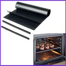 Набор протекторов для духовки: 2 х большая непильная печь лайнер