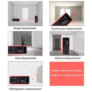 Image 3 - YIERYI télémètre portatif Laser règle dispositif de mesure de distance, Laser 40m 60m 80 100m