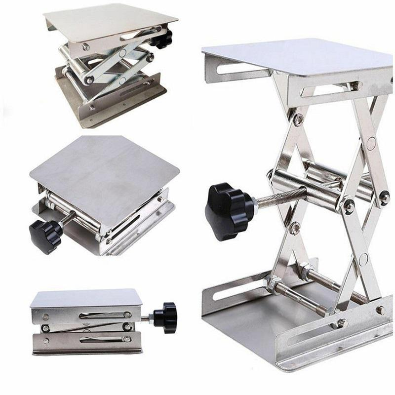Mini Lab-Lift Lifting Platforms Lab Tool Jack Scissor Stand Rack Lab-Lifting Kit