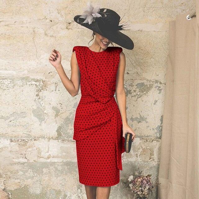 Summer Vintage Women Dress 5