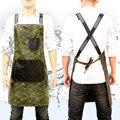 Водонепроницаемый фартук  камуфляж  корейская мода  логотип на заказ  для мужчин и женщин  домашняя рабочая одежда  маслостойкий и грязеотта...