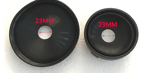 Image 4 - アウディA4L 13 16ヘッドライトリアランプカバー防水シールゴムソフトカバー低ビームヘッドライト高ビームヘッドライトカバー1個