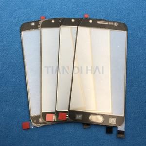 Image 5 - 1 pièces avant écran de lentille en verre extérieur pour Samsung Galaxy S7 G930 G930F S6 G920 G920F remplacement de panneau décran tactile
