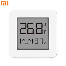 2020 Auf Lager XIAOMI Mijia Bluetooth Thermometer 2 Wireless Smart Elektrische Digital Hygrometer Thermometer Arbeit mit Mijia APP