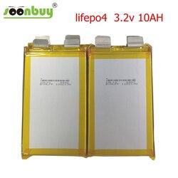 2020 nouveau 3.2v lifepo4 batterie rechargeable 10000mah lithium-ion polymère batterie pour 24v 12v 36v 10ah vélo électrique peut cacher ener