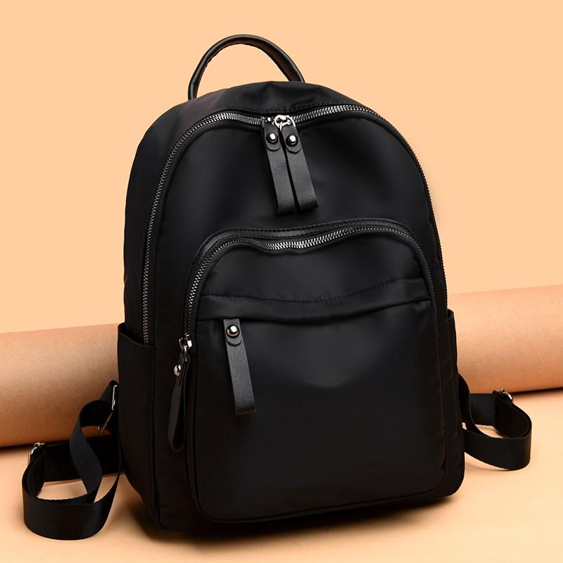 2020 Fashion Women Backpack for Teenage Girl Mochila Feminina Ladies Backpacks Nylon Waterproof Casual Bagpack Female Bag