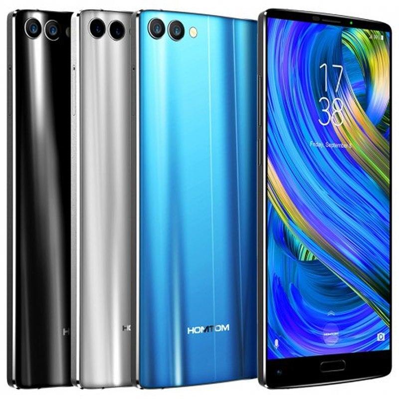HOMTOM S9 Plus SmartPhone 4GB 64GB 5.99