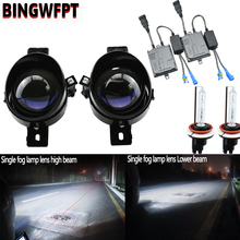 Proyector de luces antiniebla de Bixenón azul, para Nissan Sentra/Versa/Qashqai J10/x trail/Pathfinder/Infiniti M35M45/G37