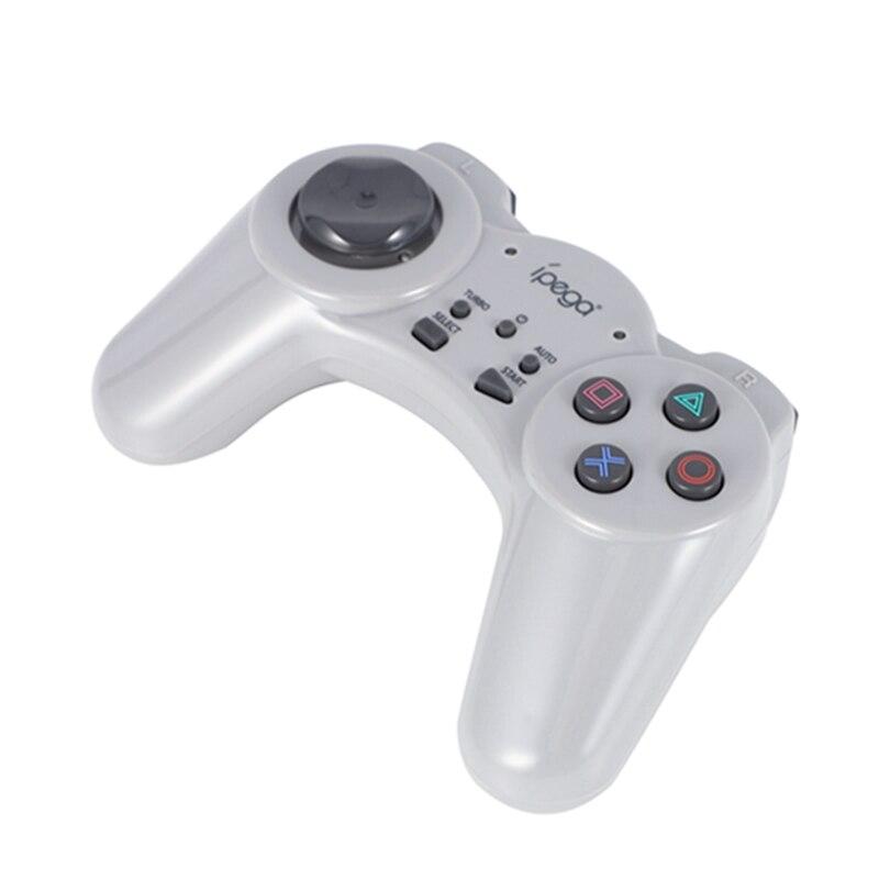 Ipega Pg-9122 Smart Bluetooth Game Controller Gamepad Joystick Senza Fili Console di Gioco Con Doppia Vibrazione Auto E Turbo Edizione