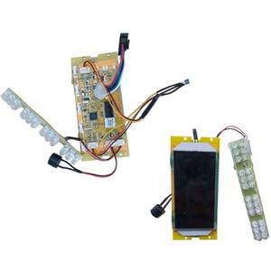 Image 4 - Kugoo S1 S2 s3에 대 한 액정 디스플레이 범용 36V 전기 스쿠터에 대 한 전기 스쿠터 부품