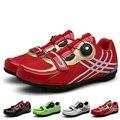 Обувь для езды на велосипеде  для мужчин  для активного отдыха  спортивная обувь для велосипеда  самофиксирующаяся  профессиональная обувь ...