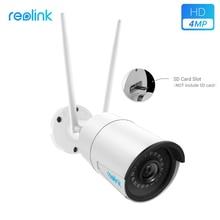 Reolink RLC 410W 4MP 2560 x 1440 2.4G&5G Surveillance Outdoor WiFi Camera HD IP Camera Wireless Weatherproof Security Camera
