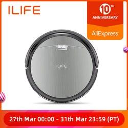 ILIFE A4s робот пылесос, новый бренд, уборка в коврах, анти-столкновения, анти-падения, автоматически зарядить