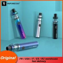 Original Vaporesso Vape Electronic Cigarette sky solo kit 1400mAh Sky Solo Plus Starter Kit 3000mAh GT meshed Atomizers Coil стоимость