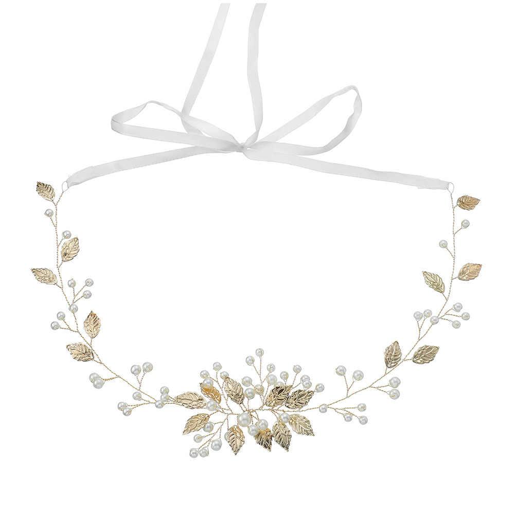 2019 יפה אלגנטי נשים פרל חגורת חגורת המותניים אלסטי אבזם פרל שרשרת חגורת נקבה בנות שמלת קריסטל רצועה