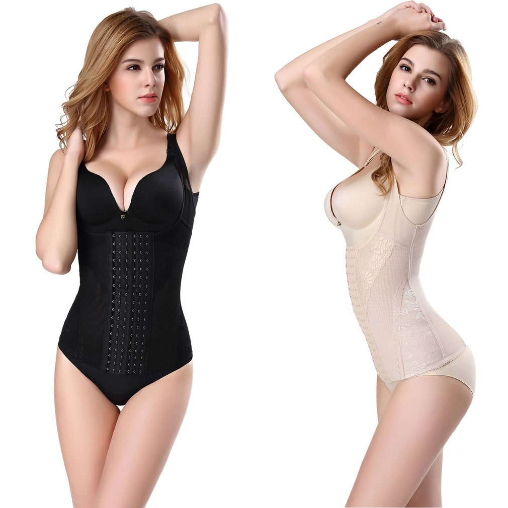Hot Women Body Shaper Waist Trainer Corset Slimming Belt Modeling Strap Body Shaper Shapewear Slim Shaper Slimming Corset Vests