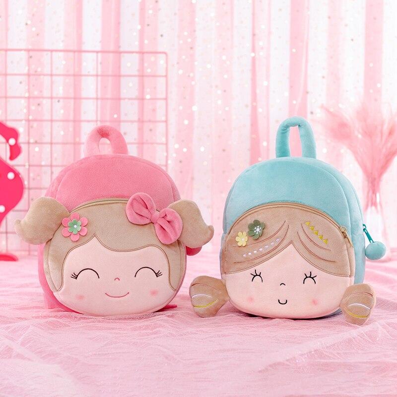 Gloveleya Plush Backpacks Cartoon Backpack Cute Backpack For Kids Cartoon Backpack Spring Girl Bag Girls Backpack