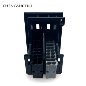 Автомобильный Электрический Кабель tyco amp 52 pin way, 1 комплект, штепсельная вилка, женский автомобильный жгут проводов, негерметичный разъем 967287-1