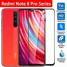 Pleine Couverture En Verre Trempé Pour Xiaomi Redmi Note 8 Pro Protecteur Décran Sur Le Xiaomi Rouge Km Note8 T 8 T Redmi8 8A Film Protecteur