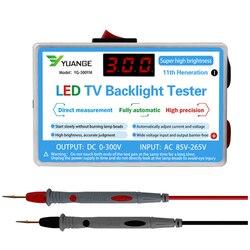 Lâmpada led tv backlight tester multiuso tiras led grânulos ferramenta de teste instrumentos medição para luz led backlight tester