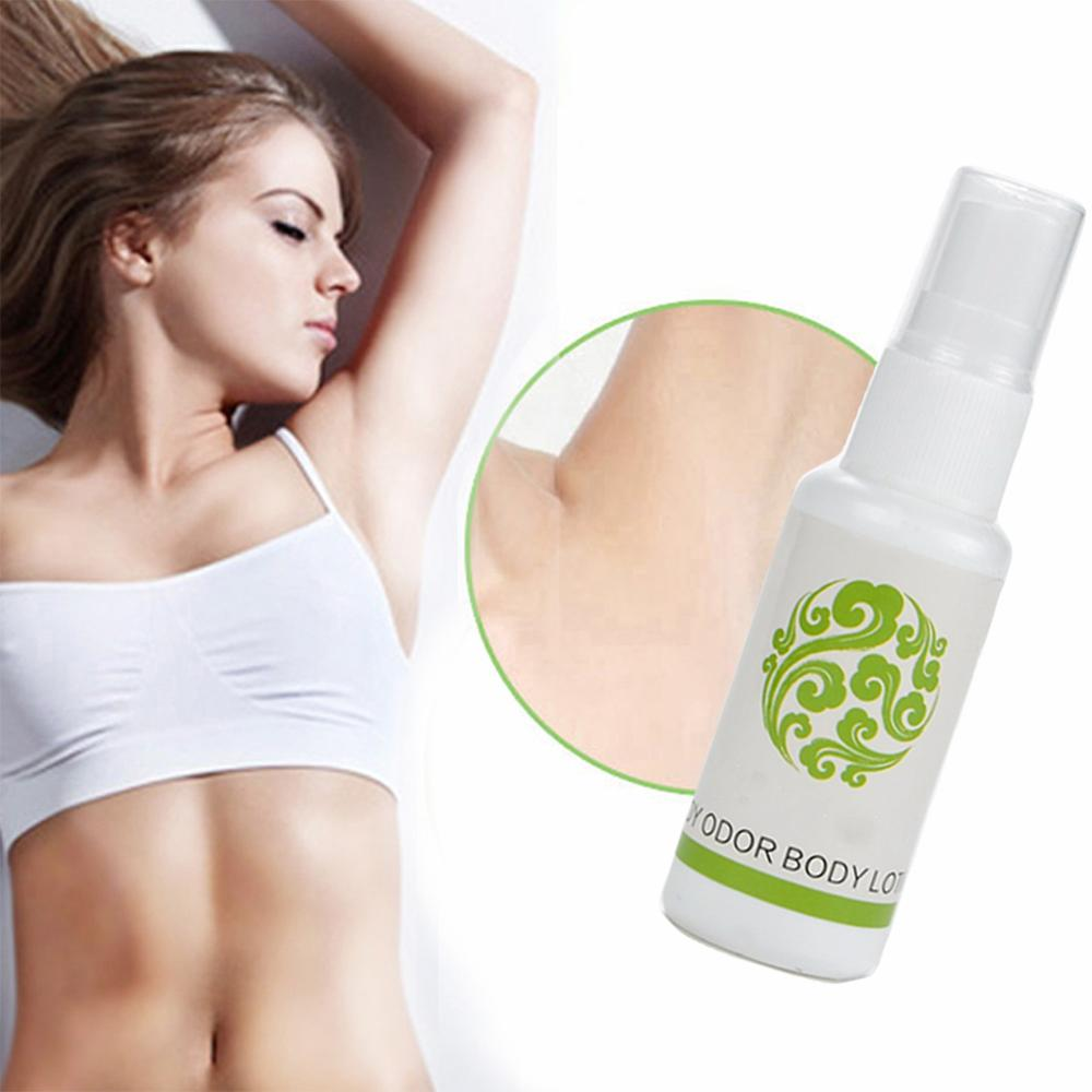 30ml Herbal Antimicrobial Deodorant Body Lotion Stick Body Armpit Odor Remover Antiperspirant For Men And Women