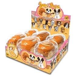 Мягкая игрушка-трансформер Sweet Pups Сладкие щенки, Терьер 1610032-8