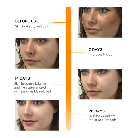 breylee vitamina c clareamento soro rosto iluminar