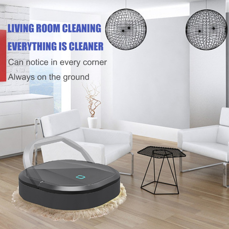 Sweeping Robot Household Automatic All-in-one Machine Mopping Machine Ultra-thin Intelligent Vacuum Cleaner Cleaning Appliances