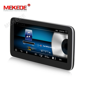 Image 5 - IPS Android 10.0 8Core 4+64G Car dvd radio audio multimedia Player GPS Navigation For Mercedes Benz GLK Class X204 2008   2015