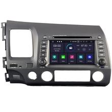 Nowy 8 rdzeń procesora Android10 samochodowy odtwarzacz DVD odtwarzacz nawigacja GPS dla Honda Civic 2007-11 odtwarzacz multimedialny 2 din jednostka główna radio tanie tanio TOP KOSD Double Din 4*60W Android 9 0 Dvd-r rw Jpeg 2G 4G BEST 1024*600 Bluetooth Wbudowany gps Ładowarka Nadajnik fm Telefon komórkowy