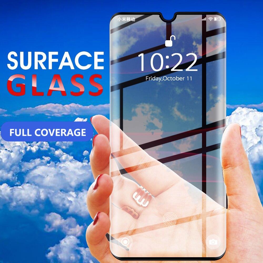 In Russian Stock Tempered Glass For Xiaomi Mi8 Lite A3 Poco F1 Redmi 6Pro 7 Y3 K20 Note 5 6 7 8Pro A2 Lite