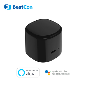 Image 3 - Newest Broadlink 2020 Bestcon RM4C mini Universal  4G Wifi IR Mini Remote Control Compatible Alexa Google Assistant For  AC