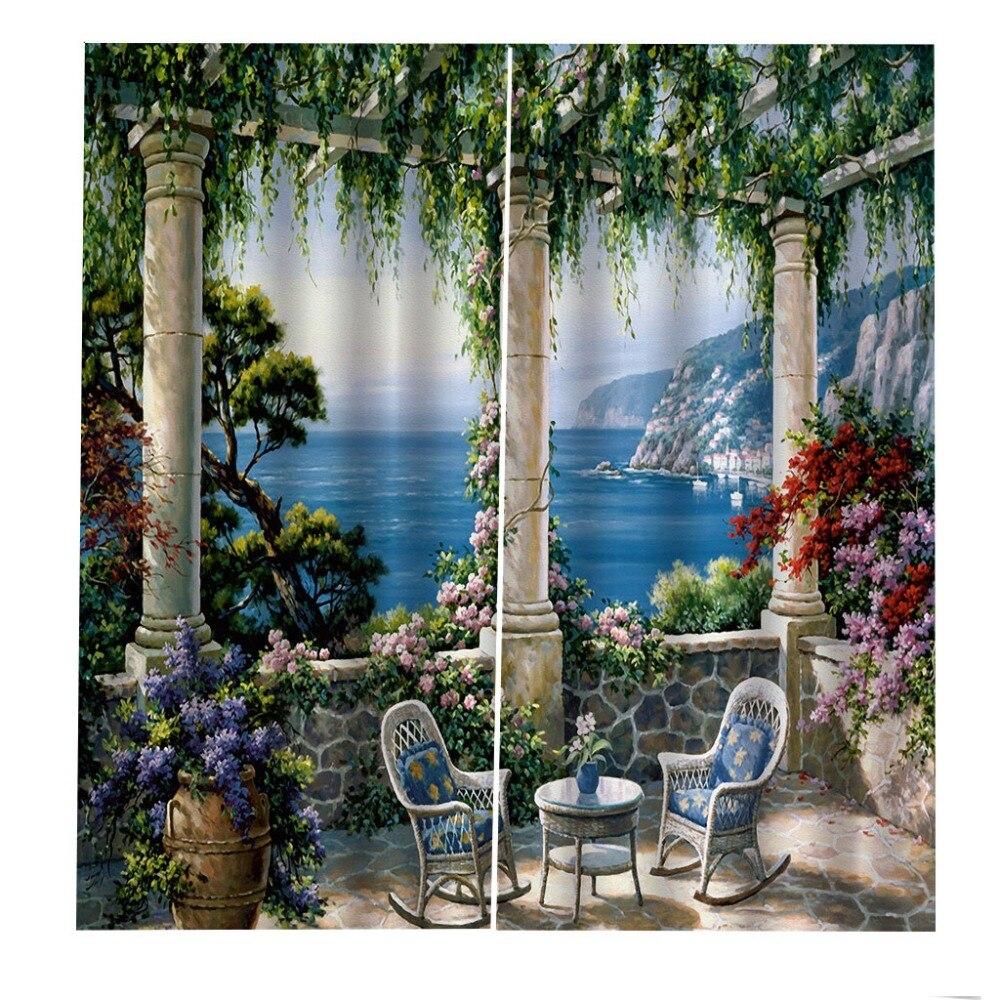 花园别墅风景 (4)